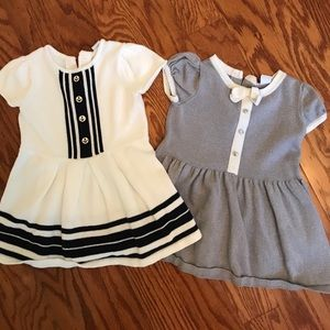 Janie  and Jack baby's dresses